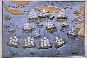 Ἡ Ναυμαχία τῆς Σάμου - 4 Αὐγούστου 1821