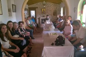 Διήμερη εκδρομή της Ενωμένης Ρωμηοσύνης Πάτρας στην Αίγινα, 9-9-2017