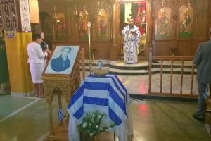 Μνημόσυνο στή μνήμη τοῦ Ἰωάννη Καποδίστρια, Πάτρα 15-10-2017
