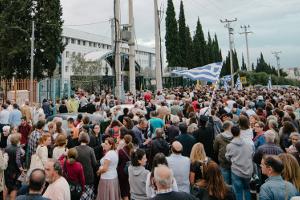 Αχελώος TV: Πορεία διαμαρτυρίας στο Υπουργείο Παιδείας για το μάθημα των Θρησκευτικών