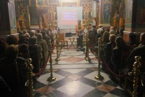 Δελτίο τύπου ἐκδήλωσης Ἁγίας Γλυκερίας Γαλατσίου 12-11-2017