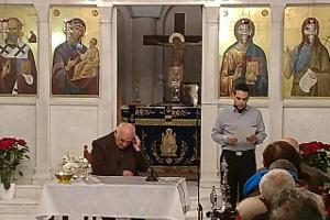 Δελτίο τύπου ἐκδήλωσης στὸν Ἅγιο Νικόλαο Μαρκοπούλου, 20-12-2017