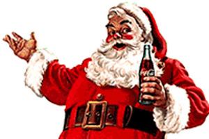 Ἄλλο πρᾶγμα ὁ Santa Claus τῆς Coca Cola καί ἄλλο ὁ Ἅϊ Βασίλης τῆς Ὀρθοδοξίας