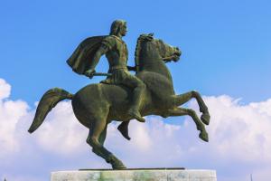 Ὁ Μέγας Ἀλέξανδρος, ἡ ἑλληνική γλώσσα καί ὁ πολιτισμός