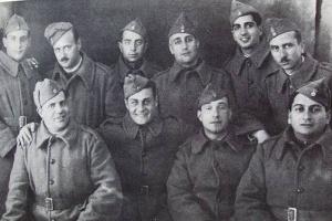 Πόλεμος τοῦ 1940 - Μία πάρα πολύ διδακτική φωτογραφία