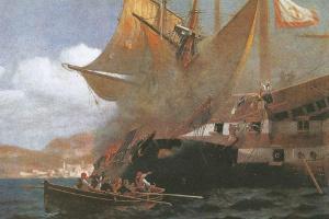 Ἡ Ναυμαχία τῆς Σούδας (2 – 3 Ἰουνίου 1825)
