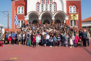 Ιερισσός: Τριήμερη πανελλήνια σύναξη Ενωμένης Ρωμηοσύνης
