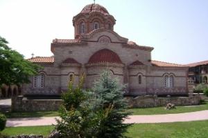 Ιερά Μονή Οσίου Εφραίμ Κονταριώτισσας
