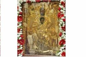Ανακοίνωση - Υποδοχή Ιεράς Εικόνας Παναγίας Σηλυβριανής 19 Οκτωβρίου