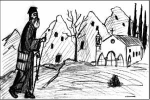 ΑΣΚΗΤΕΣ ΜΕΣΑ ΣΤΟΝ ΚΟΣΜΟ Α' - α΄. Πατήρ Βασίλειος ὁ θαυματουργός