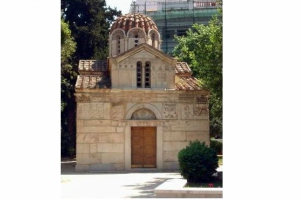 Ναός Αγ. Ελευθερίου - Παναγίας Γοργοεπηκόου