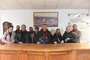 Συμμετοχή του Αγροτικού Συνεταιρισμού Πλατανουλίων στο πρόγραμμα «Εφαρμογή Σύγχρονων Μεθόδων Παραγωγής και Προώθησης του Αχλαδιού»