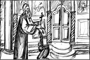 ΑΣΚΗΤΕΣ ΜΕΣΑ ΣΤΟΝ ΚΟΣΜΟ Α' – ς΄. Παπα–Γιάννης ὁ ἐξορκιστής