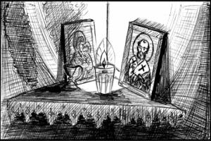 ΑΣΚΗΤΕΣ ΜΕΣΑ ΣΤΟΝ ΚΟΣΜΟ Α' – ι΄. Βαΐα Γεωργιαννάκη–Κωστούλα