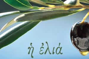Εκδήλωση - Η Ελιά και η Αναγέννηση της Ελλάδος - Τρίκαλα 27-1-19