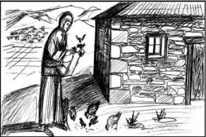 ΑΣΚΗΤΕΣ ΜΕΣΑ ΣΤΟΝ ΚΟΣΜΟ Α' – ια΄. Ἀθηνᾶ Σγούρου