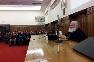 Δελτίο Τύπου για την Εκδήλωση – ομιλία για τον Άγιο Κοσμά τον Αιτωλό στην Πάτρα 3 Απριλίου 2019