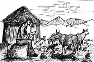 ΑΣΚΗΤΕΣ ΜΕΣΑ ΣΤΟΝ ΚΟΣΜΟ Α' – ιε΄. Ὁ κοσμοκαλόγηρος Δημήτριος ὁ καλυβίτης