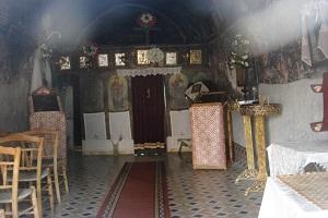 Ιερός Ναός Εισοδίων της Θεοτόκου - Παναγία η Μεσοσπορίτισσα  - Ελευσίνα