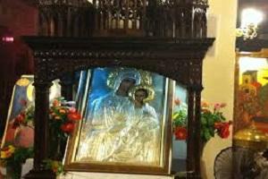 Εικόνα Παναγίας Σκρίπου η Ορχομενιώτισσα - Ορχομενός Βοιωτίας