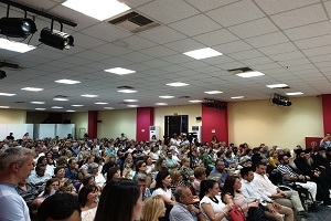 Video κ Φωτογραφίες απο την Εκδήλωση της ΕΡΩ στη Σαλαμίνα - «Ἡ Μοναξιὰ τοῦ Χριστοῦ»
