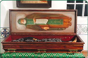 Άγιος Αλέξανδρος του Σβίρ - Η ιδιαίτερη ΑΦΘΑΡΣΙΑ του ιερού Λειψάνου του Ρώσου Αγίου