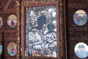 Εγκαίνια Ιερού Ναού Αγίου Αντωνίου - Υποδοχή ιερών λειψάνων και ιεράς εικόνος Παναγίας άνω Ξενιάς