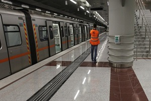 Αποχριστιανοποίηση εν εξελίξει! - Μετρό: Αλλάζουν όνομα οι σταθμοί σε Ευαγγελισμό και Άγιο Δημήτριο