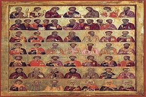 Οι άγιοι εάν δεν είχαν ελαττώματα, δεν θα ήταν άγιοι (Αρχιμ.Δανιήλ Αεράκης)