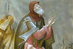 Αγρυπνία Αγίου Ισαάκ του Σύρου στο Άγιον Όρος