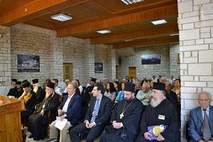 «Η αυτοχειρία ως πρόκληση προς το σύγχρονο  θεολογικό και εκκλησιαστικό λόγο»  Θεολογική Ημερίδα για την αυτοκτονία στο Παναιτώλιο