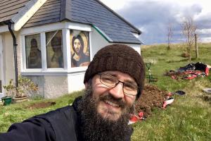 Ένα Ορθόδοξο μοναστήρι στον Αρχιπέλαγος των Εβρίδων