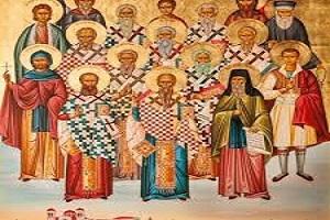Εν Λαρίση 'Αγιοι - Videos για τους βίους Αγίου Αχιλλείου , Αγίου Διονυσίου του Ελεήμων , Αγίου Αρμοδίου