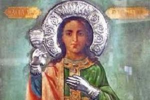 Αγία Βαρβάρα η Μεγαλομάρτυς