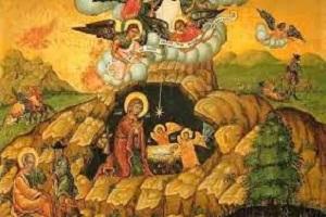 ΑΝΑΓΚΑΙΟΤΗΤΑ ΤΗΣ ΕΝΑΝΘΡΩΠΗΣΕΩΣ ΤΟΥ ΘΕΟΥ ΛΟΓΟΥ  (Αναφορά στην μεγάλη εορτή των Χριστουγέννων)