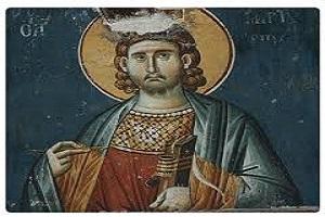 Αγιος Νεομάρτυς Αντώνιος ο Αθηναίος