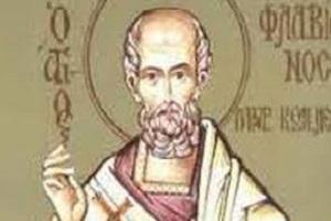 ΑΓΙΟΣ ΦΛΑΒΙΑΝΟΣ ΚΩΝΣΤΑΝΤΙΝΟΥΠΟΛΕΩΣ