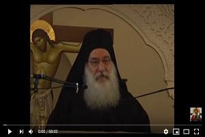 Παραβολή του Ασώτου-Ο Φιλεύσπλαχνος πατέρας - Ομιλίες του μακαριστού μοναχού Μωυσή Αγιορείτη