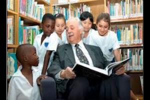 Η Σχολή Σαχέτι γιόρτασε τα  92α γενέθλια του Γεωργίου Μπίζου