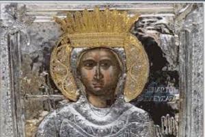 Αγ.Θεοδώρα: Η Ευσεβής και Πολύπαθη Βασίλισσα της Αρτας