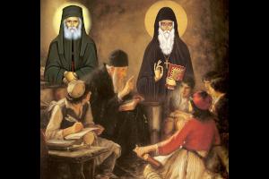 Μαρτυρία του αγίου Παϊσίου και του αγίου Αρσενίου για το κρυφό σχολειό