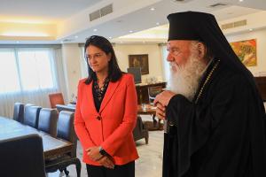 Επιστολές της Πανελλήνιας Ένωσης Θεολόγων(ΠΕΘ) προς τον Αρχιεπίσκοπο και την Υπουργό Παιδείας