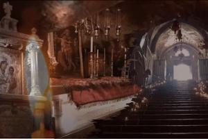 Ομολογιακό μήνυμα του Ιερομονάχου π. Ευφρόσυνου Αγιοταφίτου για το κλείσιμο των Εκκλησιών λόγω κορωνοϊού