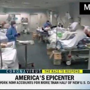 Κορονοϊός - Σάλος με το CBS: Χρησιμοποίησε πλάνα της Ιταλίας για τη Νέα Υόρκη - ΦΩΤΟ- ΒΙΝΤΕΟ