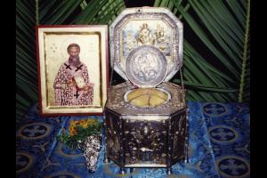 Λιτανεῖες τῆς χαριτοβρύτου Κάρας τοῦ Ἁγίου Βησσαρίωνος ἀνά τήν Ἑλλάδα