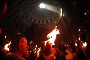 Αναίρεση των συκοφαντιών κατά του θαύματος του Αγίου Φωτός