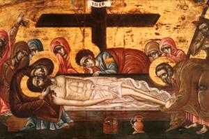 Ὁ Χριστὸς δὲν κηδεύτηκε ἐντελῶς... μονάχος. Ἡ θαυμαστὴ ἱστορία μιᾶς μυστικῆς μετάληψης