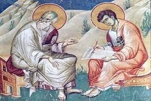 Ο ΑΓΙΟΣ ΑΠΟΣΤΟΛΟΣ ΚΑΙ ΕΥΑΓΓΕΛΙΣΤΗΣ ΙΩΑΝΝΗΣ