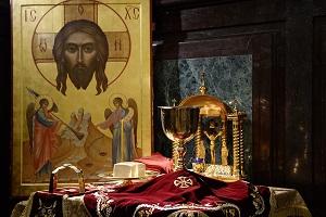 Ο Άγιος Μακάριος ο Αιγύπτιος περί Θείας Κοινωνίας