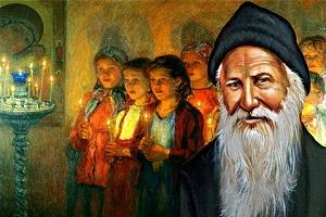 Άγιος Πορφύριος - Όποιος ζει τον Χριστό, γίνεται ένα μαζί Του